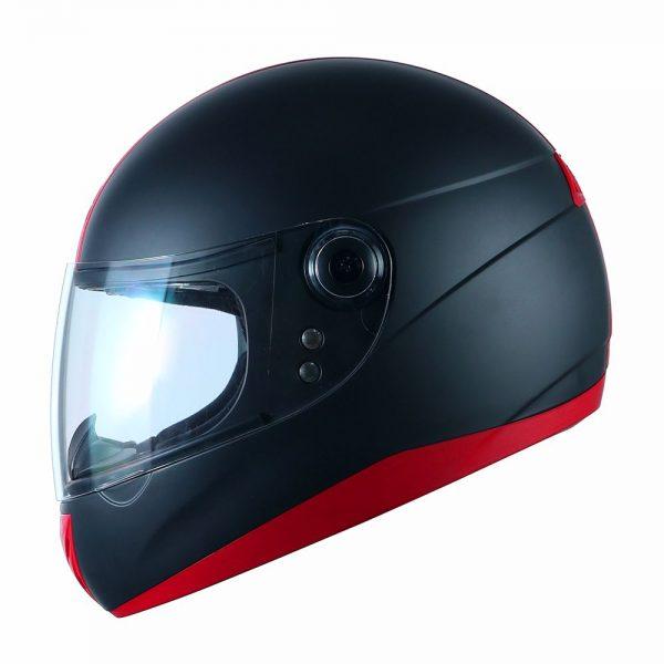 Royal M02A đen đỏ mờ
