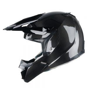 Nón Fullface Royal Carbon M28 đen