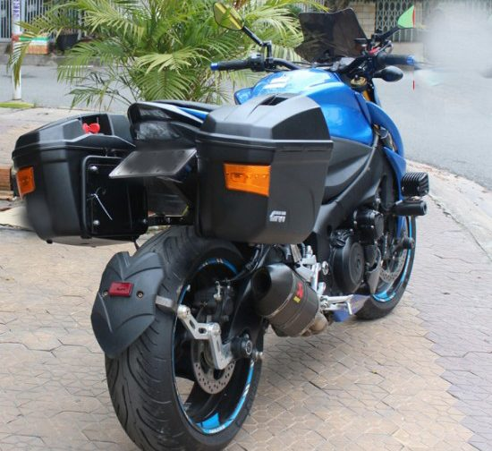 Thùng đôi SUZUKI GSX S1000