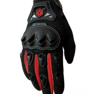 Găng tay Scoyco Full ngón (Đỏ)