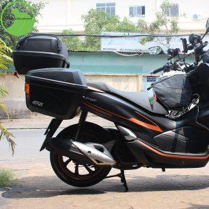 Thùng Đôi Givi cho xe Honda PCX