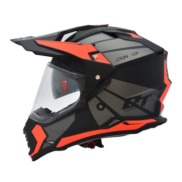 Nón bảo hiểm Yohe 632A