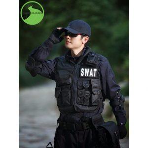 Áo khoác SWAT- Trang phục lính đặc nhiệm Mỹ