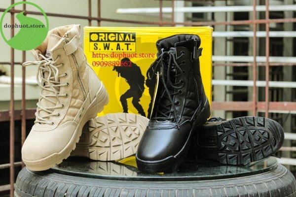 Giày SWAT cổ cao