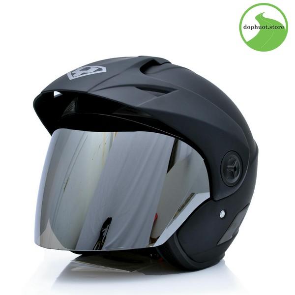 Thiết kế mũ bảo hiểm Yohe 887A thời trang