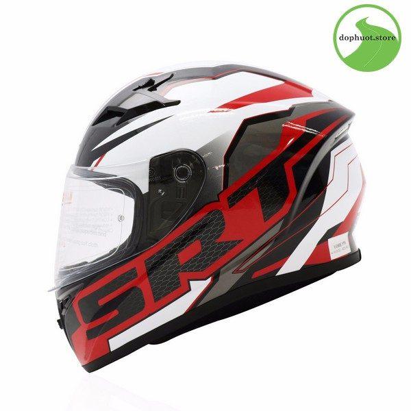 Màu sắc của vỏ mũ bảo hiểm Yohe 978 cực kì đẹp
