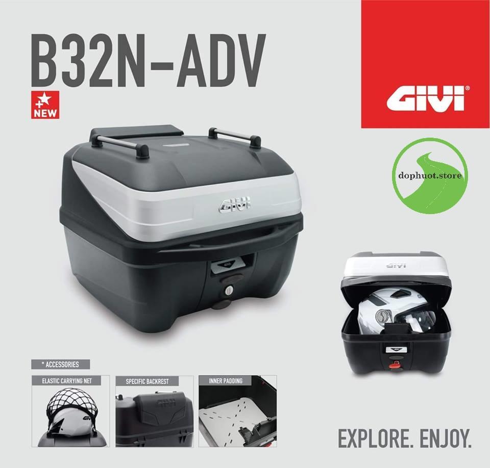 Thùng Givi B32N-ADV