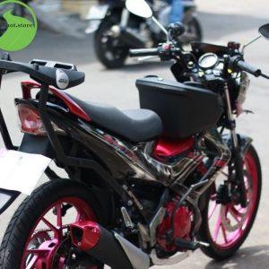 Baga Givi HRV- BELANG R150