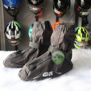 giày đi mưa givi sc02 màu đen