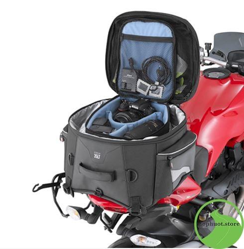 Túi máy ảnh givi chống nước cao cấpT508