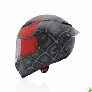 mũ bảo hiểm spiderman