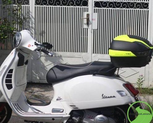 LÊN THÙNG GIVI XE GTS 200/250
