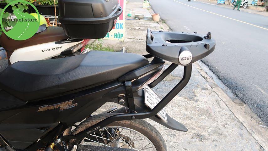 Baga Givi HRV cho xe Satria