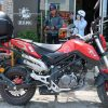 Baga Givi xe Benelli TNT 125