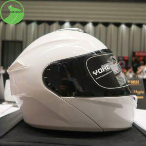 Nón bảo hiểm Yohe 938 lật hàm 1 kính