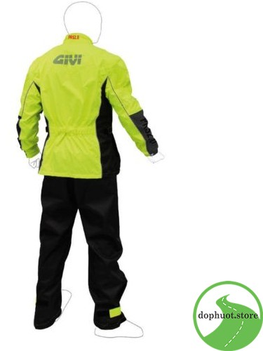 áo mưa bộ Givi PRS20.AX