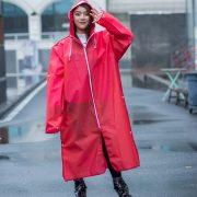 áo mưa trùm